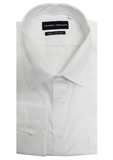 TOMMY FRANKS DOBBY COTTON RICH C/A L/S-shirts-BIGMENSCLOTHING.CO.NZ