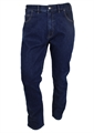 BIG SIZE MENS JEANS WORKLAND STRETCH-big mens basics-BIGMENSCLOTHING.CO.NZ