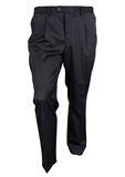 CITY POLY/WOOL STRETCH TROUSER-big mens trousers-BIGMENSCLOTHING.CO.NZ
