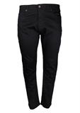 DUKE CLAUDE TALL BLACK JEAN-tall men-BIGMENSCLOTHING.CO.NZ