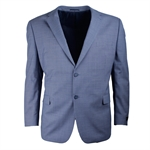 FLAIR GINGHAM SPORTSCOAT-sports coats-BIGMENSCLOTHING.CO.NZ